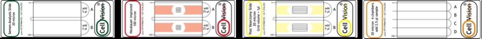 Cell Vision Slides
